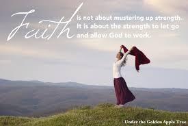 faith.let.go