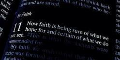 faith.